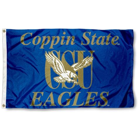 coppin state university flag coppin state university