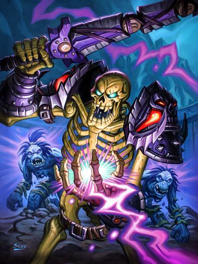 skeleton knight hearthstone wiki