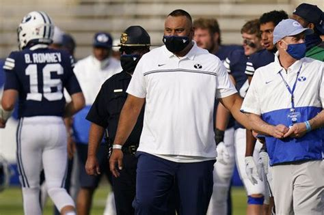 No. 14 BYU looks to improve to 5-0 in visit to Houston