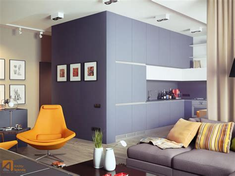 Interior Design : Fresh Modern Designs From Andrey Sokruta