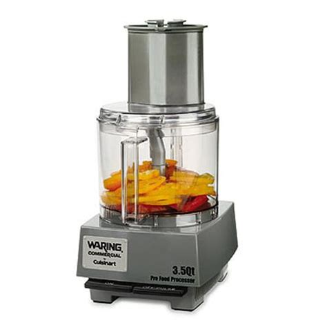 cuisines equip馥s waring wfp14s food processor with 3 1 2 qt batch bowl etundra