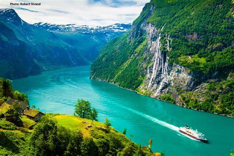Unesco Heritage Geiranger Fjord Norway Exclusive