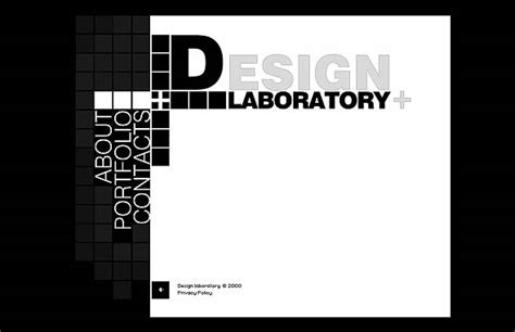 outstanding black  white website designs entheosweb