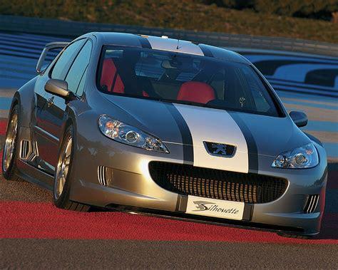 Peugeot 407 Silhouette Concept 2004 Peugeot 407 Silhouette