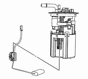 ford fuel level sensor circuit malfunction With gas sensor module