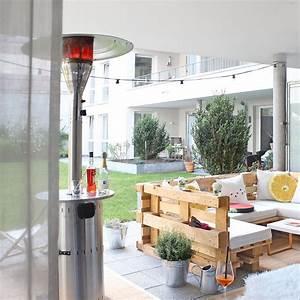 Lounge Ecke Balkon : diy lounge ecke aus paletten diy lounge sofa made of paletts by garten balkon ~ Yasmunasinghe.com Haus und Dekorationen