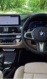 BMW X3 hybrid interior & comfort | DrivingElectric