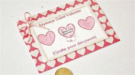 cuisiner pour bebe diy st valentin billet de loterie à gratter