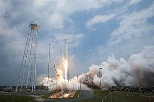 Orbital ATK targets resumption of Antares launches in ...