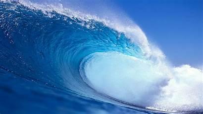 Ocean Waves Wave Sea Wallpapers Surf Pixelstalk