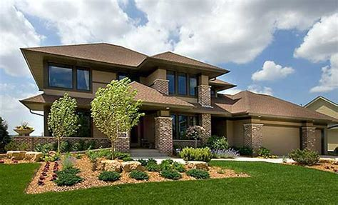 painted small prairie style house plans house style design contemporary house plans e architectural design page 3