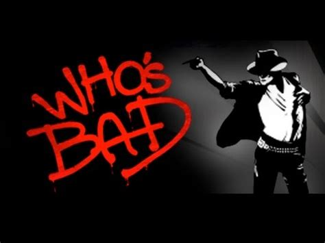 Bad Und S by Quot Who S Bad Quot Michael Jackson Impersonation Bad Tour