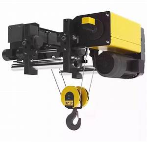 2t Europe Electric Wire Rope Hoist Cheap Price Electric