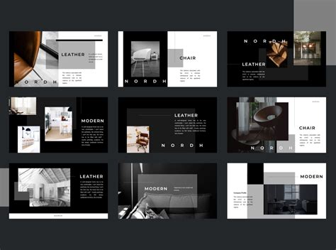 Nordh Creative PowerPoint Template by Templates on Dribbble