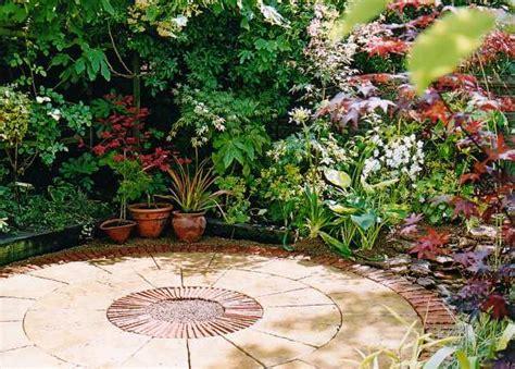patio garden design plushemisphere