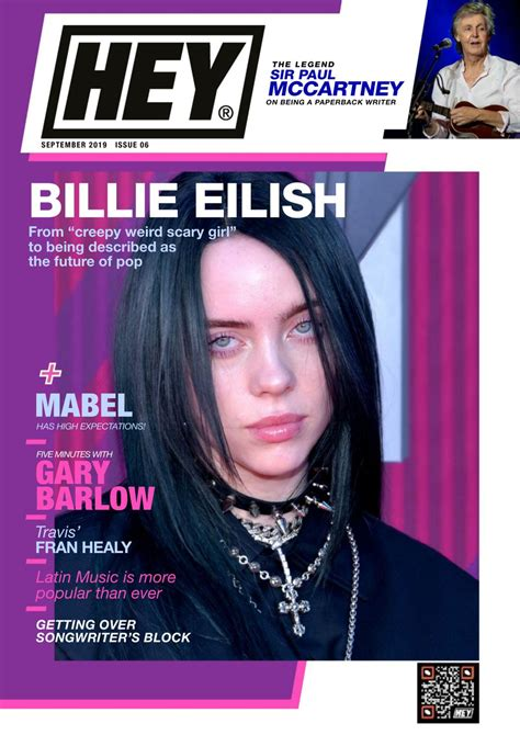 Hey Music Mag Magazine - Get your Digital Subscription