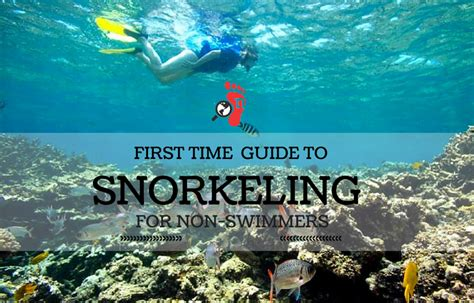 A First Time Snorkeling Guide for Non-Swimmers | Nomadic Lives