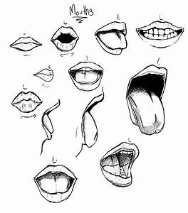 297 best Character Anatomy | Mouth images on Pinterest ...