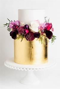 wedding 2 tier cake inspiration weddceremonycom With katzennetz balkon mit garland garden tray