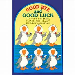 Good Luck Farewell Quotes. QuotesGram