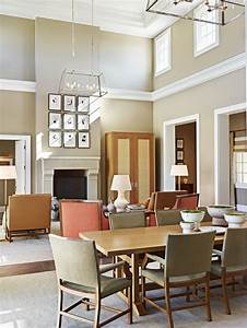 Wall moulding designs living room mediterranean with tan