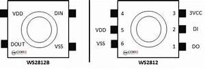 Wiring Ws2812 8