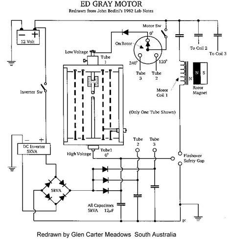 Pulse Motor Generator Schematic Impremedia
