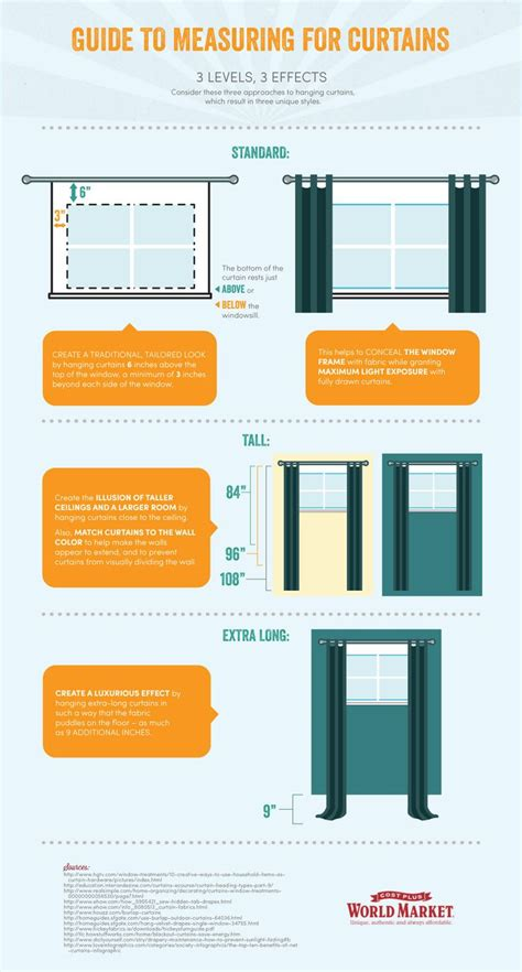 Drapes Sizes - 25 best ideas about curtain length on window
