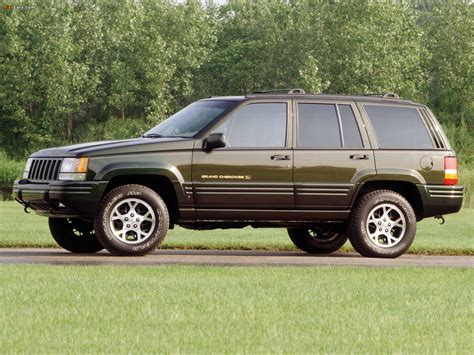 Jeep Wj Wallpaper by Wallpapers Of Jeep Grand Orvis Zj 1995 97