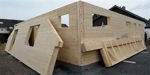 Holzhaus Kosten Schlüsselfertig : blockhaus in eigenleistung ~ Markanthonyermac.com Haus und Dekorationen