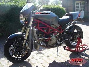 Ducati Monster S4r Testastretta 2007 Specs And Photos
