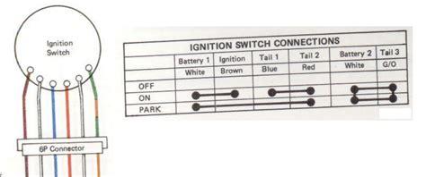 Ignition Switch Connector Kzrider Forum