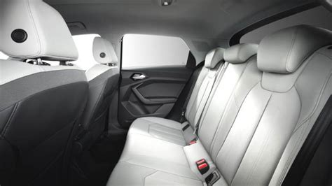 audi  sportback  dimensions boot space  interior