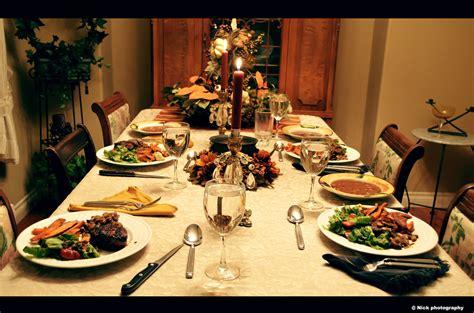 fancy dinners fancy dinner nick flickr