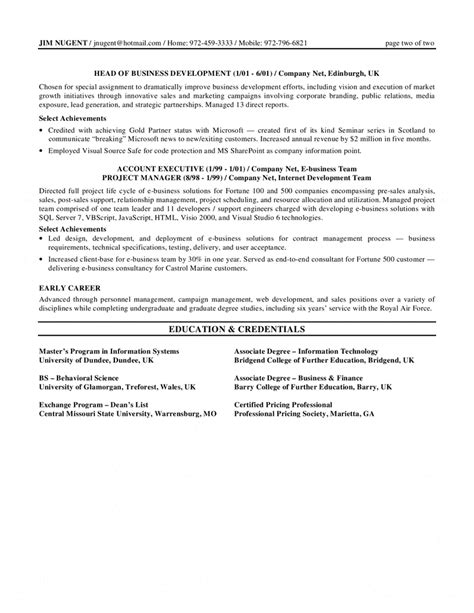 Associate Degree In Psychology Resume by Associate Of Arts In Psychology Resume