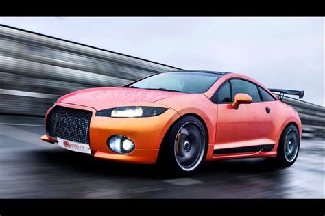 Mitsubishi Eclipse 4g by Mitsubishi Eclipse 4g Tuning Cars