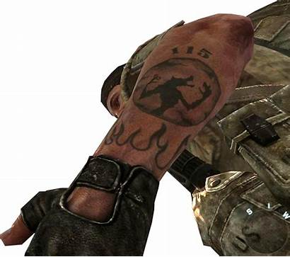 Woods Tattoo Frank Zombies Duty Call Ops