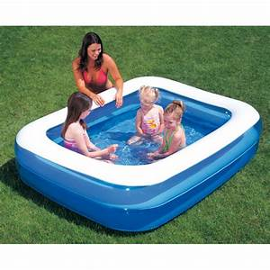 piscine gonflable rectangulaire acheter a petit prix With petite piscine gonflable rectangulaire