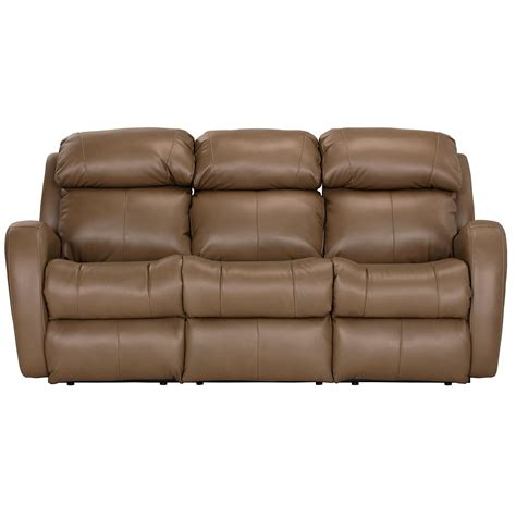 reclining sofa microfiber city furniture finn brown microfiber power reclining sofa