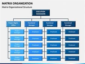 Matrix Organization Powerpoint Sketchbubble