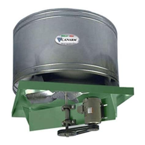 upblast exhaust fans commercial canarm brand belt drive propeller upblast roof exhaust fan