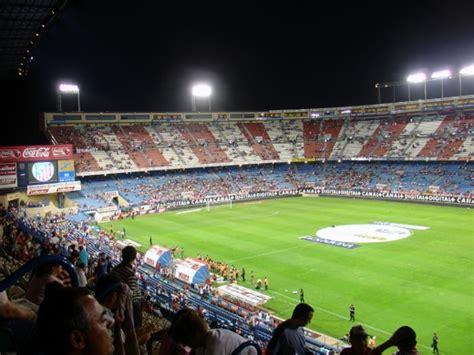 vicente calderon atletico madrid stadium