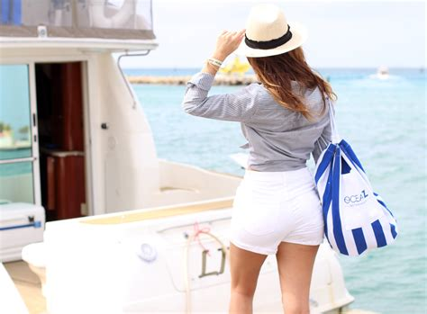 What to Wear on a Boat - Boating Outfit Ideas | Sydne Style