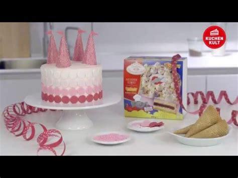 torten für kindergeburtstag zum selbermachen coppenrath wiese kuchenkult tutorial torte zum kindergeburtstag im rosa schloss design