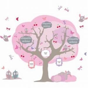 sticker mural chambre fille wall sticker birds swing tree With affiche chambre bébé avec livraison bouquet de fleurs pas cher