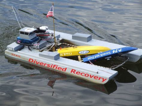 Rc Rescue Boat by Post Your Rescue Boat Pics The Rcsparks Studio