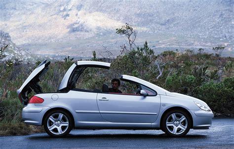 Peugeot 307 Cc by Peugeot 307 Cc 2003 2004 2005 Autoevolution