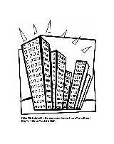 Elevator sketch template