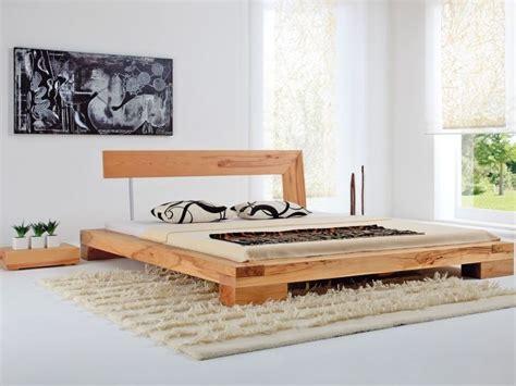 timber bed designs balkenbett haineck modern wood bed designs diy pinterest wood beds platform beds and