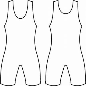 basketball jersey coloring pages With singlet design template
